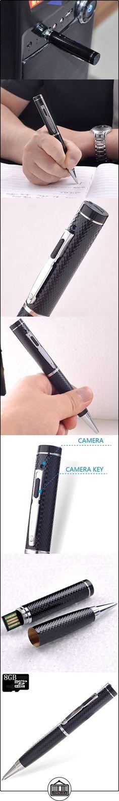 Mengshen® 5 megapíxeles Full HD 1080P cámara de la pluma de grabación de vídeo Mini cámara oculta Pluma videocámara de la cámara (tarjeta de 8GB TF incluido) MS-PW01C ✿ Vigilabebés - Seguridad ✿ ▬► Ver oferta: http://comprar.io/goto/B014U8P42G