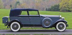 1929 Convertible Sedan by Hibbard & Darrin (chassis S235KR) for Jacqueline de Rothschild