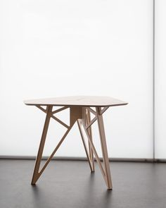 Half Sheet Table by Lynton Pepper for http://opendesk.cc - Open Source design - creative commons