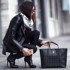 #Chic in the #City #beauty #style #chic #glam #haute #couture #design #luxury #lifestyle #prive #moda #instafashion #Instastyle #instabeauty #fierce #instaglam #fashionista #instalike #streetstyle #fashion #photo #ootd #model #blogger #photography #shoes #handbag