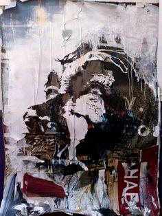Billboards - Alexandre Farto aka Vhils Selected Works