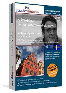 Lernen Sie Schwedisch themenbezogen, zielgerichtet und schnell - mit dem nach Fachbereichen und Themen sortierten Vokabeltrainer!