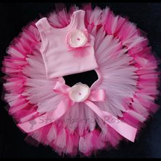 Tutu Petti Tutu Custom petti tutu Baby Tutu by StrawberrieRose, $68.95