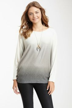 Go Couture Dolman Tunic Sweater by Non Specific on @HauteLook