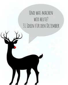 Dezember Activitys Winter Activities, Moose Art, Hacks, Animals, Home Decor, Xmas, Kids, Ideas, Animales
