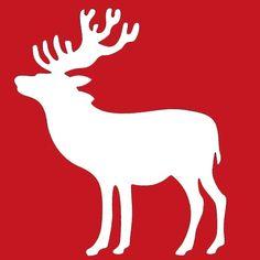 Kategorie: Schablonen Elch