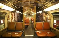Преображение поезда Париж-Версаль. - Путешествуем вместе