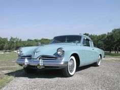 One of my favorite cars of all time..Studebaker golden Hawke