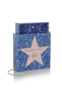 Charlotte Olympia Walk of Fame Purse and here's why we love it http://www.fustany.com/en/fashion/item-of-the-day/charlotte-olympia-walk-of-fame-purse #Fashion #Bags #Clutches #WallofFame #Accessories #CharlotteOlympia #Fustany