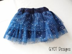 Special Occasion Girls' Skirt Pattern - Created using lovely tulle and your girl's favorite color, this free skirt pattern is the perfect piece for her to sport to your next holiday outing. Insanely comfy and versatile, this sew for kids pattern can be created in any color your like.