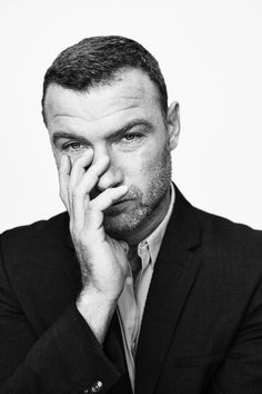 Liev Schreiber (1967) - American actor, producer, director, and screenwriter. Photo © Billy Kid