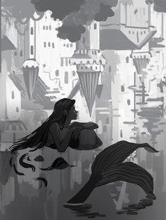 The Little Mermaid by Laura Bifano
