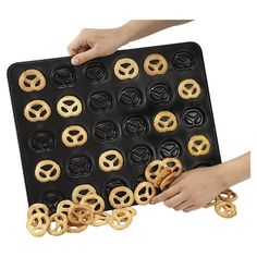 Zenker Mini Pretzel Baking Pan