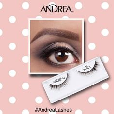 Andrea Strip Lash (andrea modlash) with new styles available at www.MadameMadeline.com #andrea #andrealashes #madamemadeline