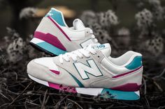 Following on from yesterday's unveiling of the New Balance 446 revival, today we discover that this resurgence is more than a singular-stunner, but rather a double-duo of 80s goodness. Releasing alongside the red and blue …