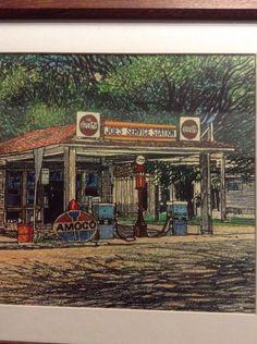Mr. joe's Service Station, Colfax, Louisiana