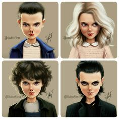 Stranger Thing s Eleven Eleven Stranger Things, Stranger Things Netflix, Stranger Things Season, Stranger Things Fan Art, Prince Charmant, Best Series, Tv Series, Millie Bobby Brown, Game Of Thrones