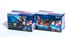Red Bull Champions Packs.  Concept and design by BUZZIN MONKEY.