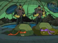 💖♕✨ <3--->... Teenage Mutant Ninja Turtles Cartoon - Season 2~Episode 17 18 | TMNT Leg...