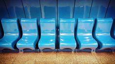 """kékmetró"" #csudapest #budapest #nyolcker #jozsefvaros #blue #subway #hungary #metro"
