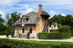 Image of 'Dovecote in Marie-Antoinette s estate  Versailles Chateau  France'