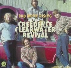"""""""Bad Moon Rising"""" was sang by Creedence Clear Water Rival in 1969."""