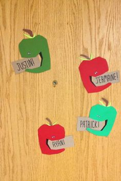 Apples to Apples theme. Then have a program where you play apples to apples.