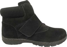 601ac6498877 Women s Wanderlust Lapland 2 Winter Bootie - Black Water Resistant Suede  with FREE Shipping  amp