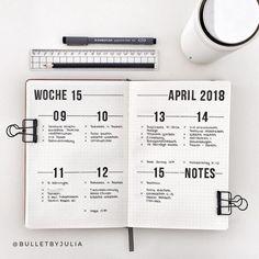 """325 curtidas, 5 comentários - Julia (@bulletbyjulia) no Instagram: """"// WOCHE 15 So kann's auch gehen... Ich wusste, dass ich diese Woche viel arbeiten muss und habe…"""""""