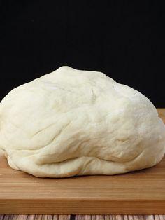 Easy Homemade Pizza Dough Recipe | YummyAddiction.com