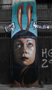 graffiti realismo. Adrian Pérez Vázquez Man O Matic