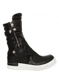 Cinzia Araia | Skin Biker New Jump Boots | Buy Cinzia Araia Online at Hervia.com