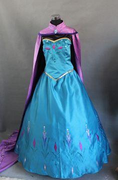 Disney Princess 2013 New Disney Movies Frozen by animecosplaywig, $198.00