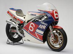 FZR400(1984年/レースマシン)