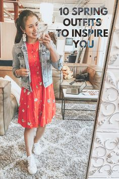 22413b6af1f 10 Fresh Spring Outfits to Inspire You