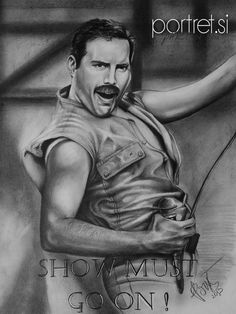 213 Best Freddie Mercury Art Images On Pinterest Queen Freddie
