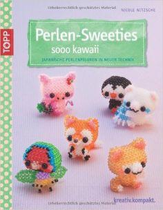 Perlen-Sweeties sooo kawaii: Japanische Perlenfiguren in neuer Technik: Amazon.co.uk: Nicole Nitzsche: 9783772440908: Books