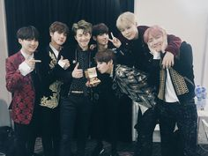 CONGRATULATIONS #BANGTAN !! I'M SO PROUD OF THAT ❤ YOU GUYS DESERVED IT !! #2016MAMA