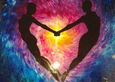 Avete amato mai così tanto qualcuno da sentirvi quasi sconfinati, senza pelle, senza identità, senza limiti?