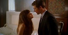 """Pushing Daisies """"Pie-lette"""" (1x01) - Ned and Chuck almost kiss - Lee Pace, Anna Friel"""
