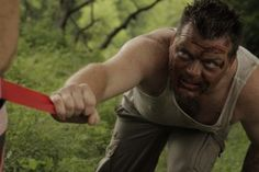 Run For Your Lives: A zombie infested 5k run/obstacle course. Too bad its only in Baltimore.