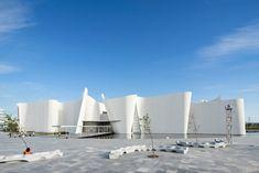 Museo Internacional del Barroco near Puebla by Toyo Ito