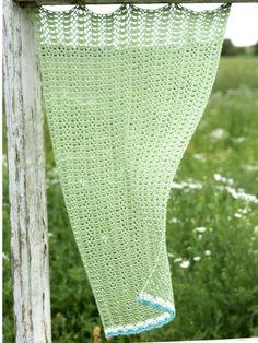10 Free Crochet Curtain Patterns Teresa Restegui Teretegui