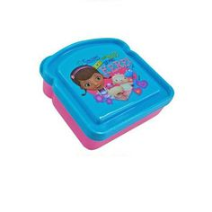 WeGlow International Doc McSuffins Sandwich Container Set of 3 *** Want additional info? Click on the image.