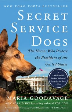 United States Secret Service, Hometown Heroes, Living In San Francisco, Electronic Gifts, Service Dogs, Love Reading, Just In Case, Presidents, The Unit