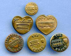 Carhartt Buttons