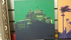 convento da penha vila velha pop art #CONVENTODAPENHA #CAPIXABA #VILAVELHA #POPART