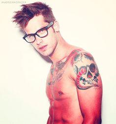 guys with tattoos | Tumblr