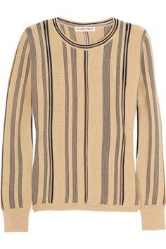 See by Chloé Wool-blend sweater  NET-A-PORTER.COM