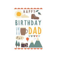 Waitrose brother birthday card my work pinterest brother birthday waitrose dad birthday card m4hsunfo